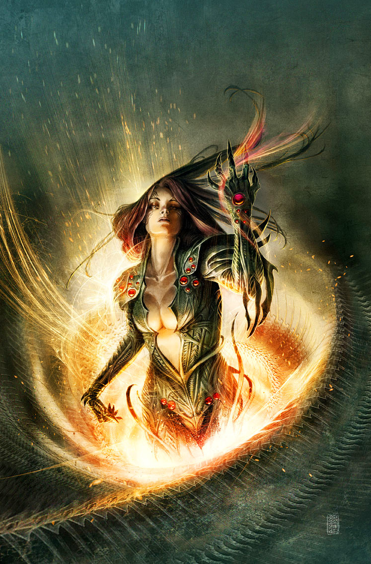 Witchblade #144