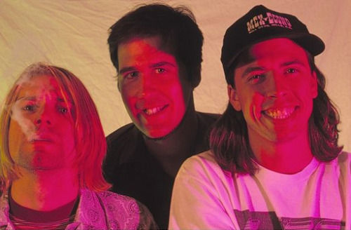 Nirvana, Seattle, August 1993
