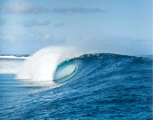 """Cloudbreak: the contest sight for sore eyes."" 