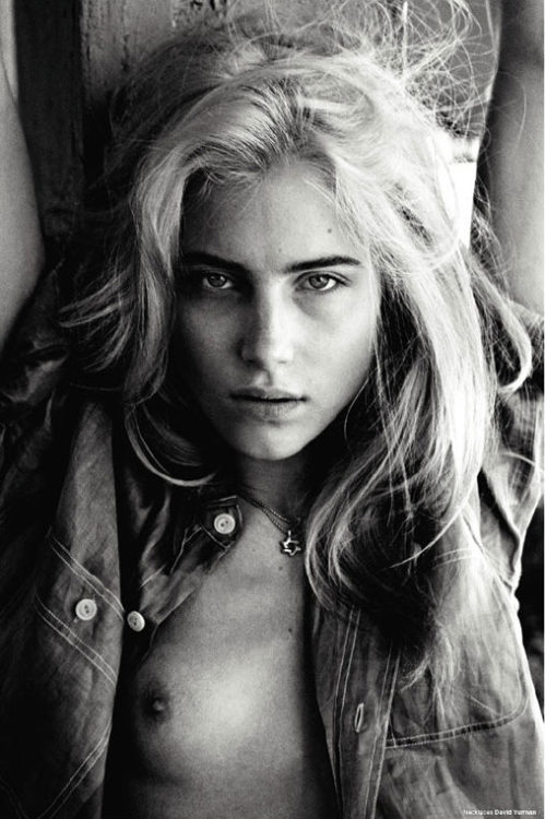 Dree Hemingway (maybe by Matt Jones)