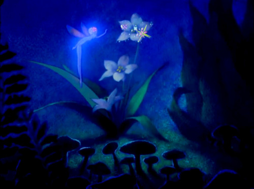 Fantasia is one of my favorite Disney movies.