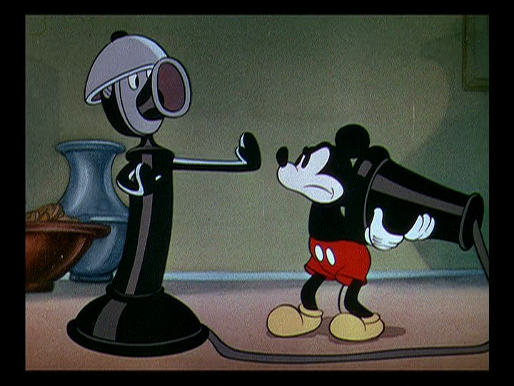 disneytoonland:  Thru the Mirror 1936