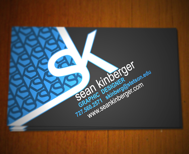 A good Business card design here, the colours and design in general goes well together am liking it
