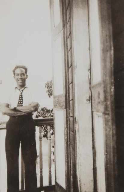 deviatesinc:  Langston Hughes in Haiti, 1931