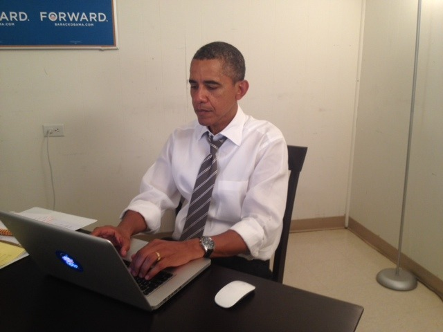 So Barack Obama is doing a AMA right now on Reddit. Anyone want to go ask for us how it feels to lose a GIF War? ;)