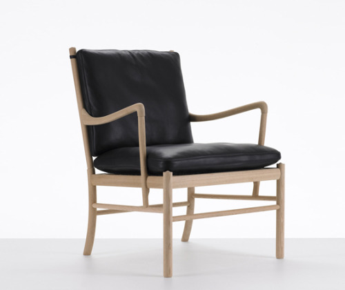 (via Ole Wanscher's Colonial Chair by Carl Hansen & Son @ Dailytonic)