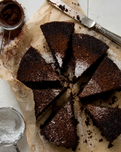 © Chas Palmer, Food Styling by Alison Attenborough Chocolate Cake Recipe Contributed by Diana Sturgis Click here for full recipe