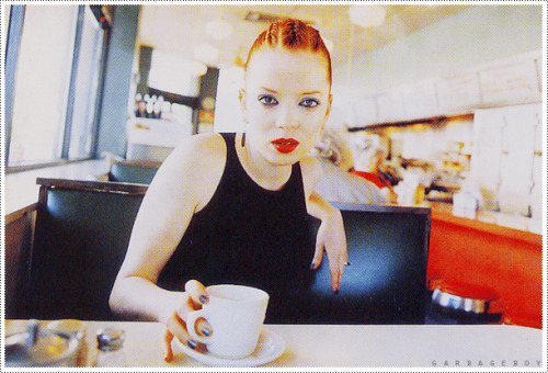 garbageboy:  Shirley Manson - Version 2.0