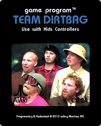 Team Dirtbag: The Game!