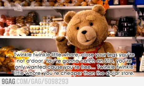 beastlee91:  Ted is a lyrical genius.
