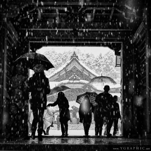 "mypoetcard:  (via 500px / Photo ""Gate to the Sacred"" by Yosuke Kobayashi)"