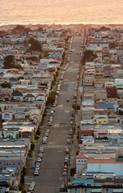travelingcolors:  Moraga Street, San Francisco | California (by brothergrimm)