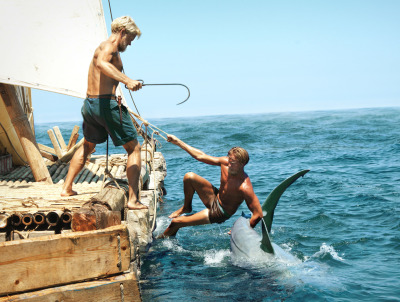Kon Tiki movie. you should go see it. Norwegians are awesome, just sayin