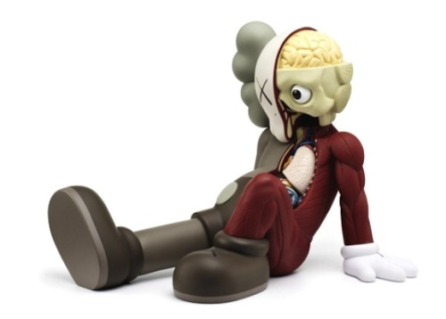 Just managed to score one of these, Kaws companion Resting place! Love it!
