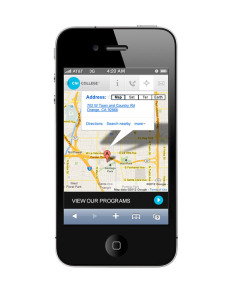 CNI mobile location