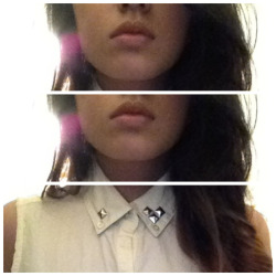 Just made this new collared shirt