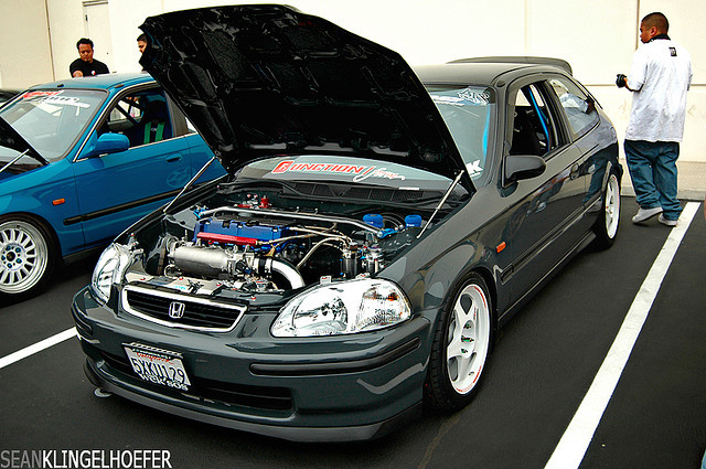 flexxphotography:  Eibach Meet 2007 by Nike SB'd on Flickr.