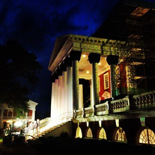 Rotunda Sing #uva (Taken with Instagram at The Rotunda)