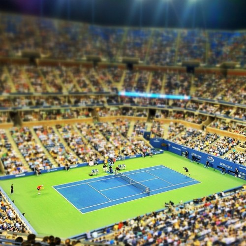Get in, Muzzza! #Murray #USOpen #Scotland (Taken with Instagram)