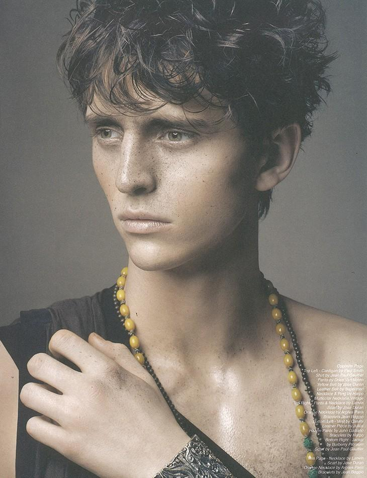 fierceboy:  Foreigners | Alex Dunstan by Anthony Meyer | Fiasco Magazine F/W 2012