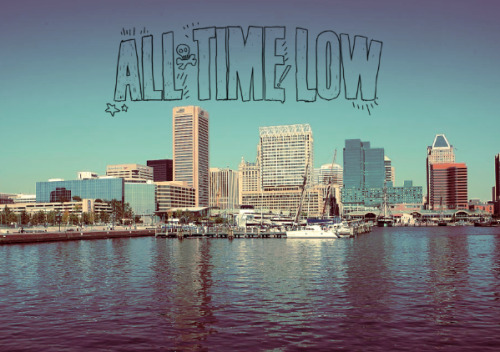 sleepingwithbandmembers:  Aw look it's the inner harbor