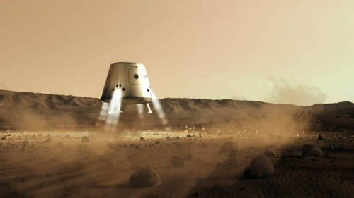 "scienceing:  astrotastic:  sagan-naut:   Mars One Receives First Funding for 2023 Manned Mission to Mars Mars One is pleased to announce receipt of initial funding through sponsorship revenue, a major step towards sending a manned mission to Mars.Mars One is a private Dutch organization whose intent is to land the first humans on Mars in 2023. Following a fully robotic construction of a habitable outpost between 2016 and 2020, subsequent crew arrivals will occur every two years. The existing technical plan of Mars One is unique in that it requires incorporation of only readily available technologies developed by major, established aerospace companies from around the world. As such, Mars One is a non-political integrator capable of delivering humans to Mars with less overhead, less total risk, and faster than any other existing organization.  Bas Lansdorp, founder and President of Mars-One offers, ""Receipt of initial sponsorship marks the next step to humans setting foot on Mars. A little more than a year ago we embarked down this path, calling upon industry experts to share in our bold dream. Today, we have moved from a technical plan into the first stage of funding, giving our dream a foundation in reality.""  Mars One corporate sponsorship funds will be used primarily to finance the conceptual design studies provided by the aerospace suppliers. These design studies demand 500 to 2500 man-hours each, a comprehensive technical design of the various components of the Mission to Mars. Conceptual design studies will be completed for all components of the mission, from robotic construction of the outpost to the arrival of the first humans. Once the conceptual design studies are complete, the selection of astronauts will commence. Unlike anything ever conducted in the history of space exploration, Mars One intends to make possible the opportunity for any qualified applicant from any nation to become an astronaut.  Read more here Read more about Mars One here  ""Mars One intends to make possible the opportunity for any qualified applicant from any nation to become an astronaut."" SEE YOU GUYS LATER, I'M GOING TO MARS.    And I thought today couldn't get any better."
