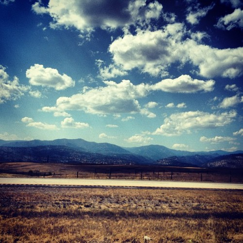 Montana! (Taken with Instagram)