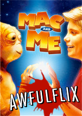 Mac and Me! Jesse P-S and ParkerArizona bring the laughs to this HORRIBLE E.T. ripoff from the 1980's!