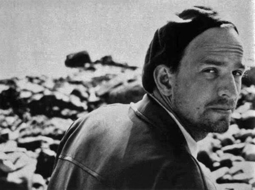 fuckyeahdirectors:  Ingmar Bergman on the set of Persona
