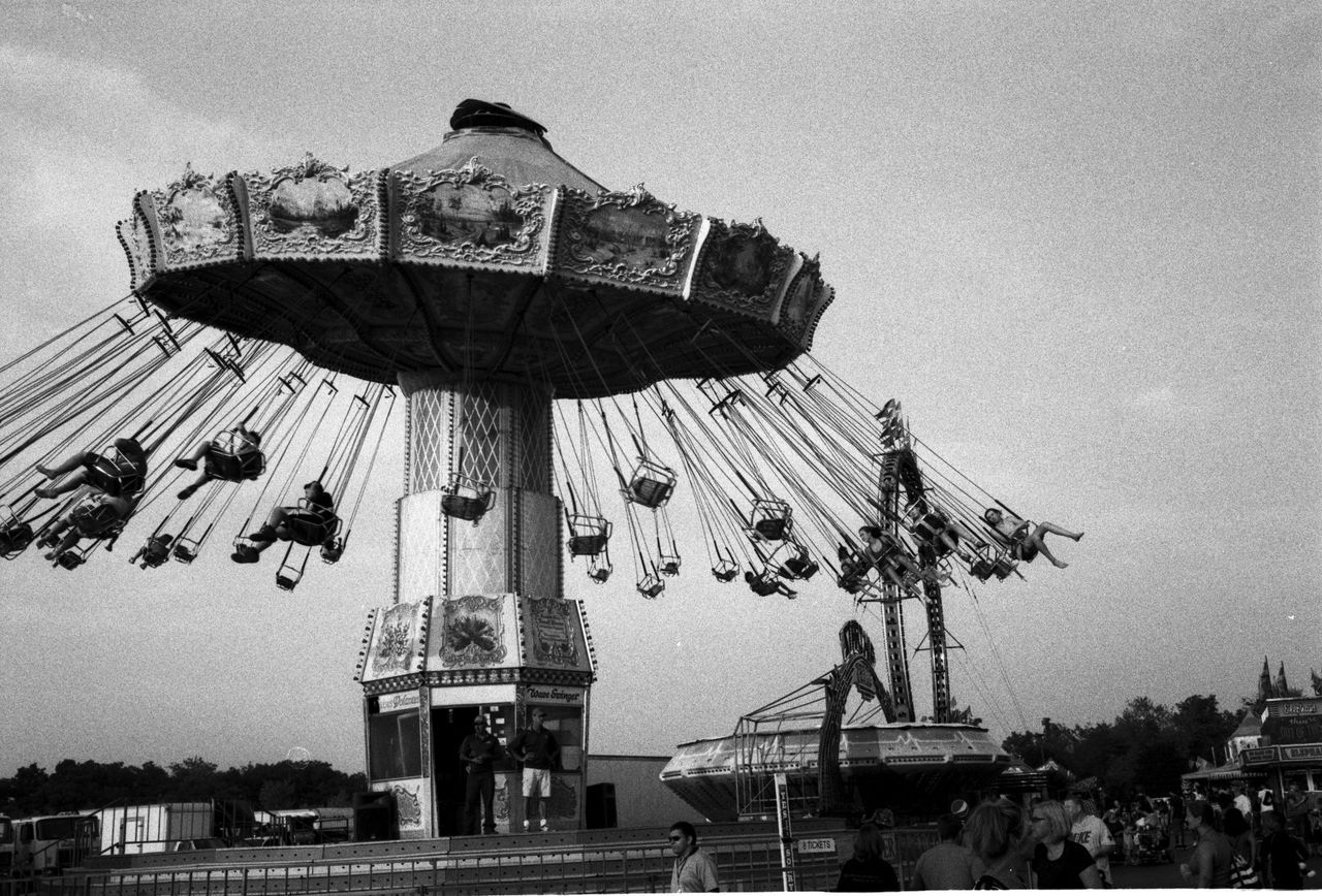 flyin' at the fair  C.F.B.