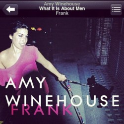 """Aggression is my downfall…"" #Winehouse til I fall asleep… 💤💤💤✌  (Taken with Instagram)"