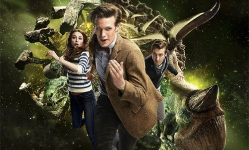 becks28nz:  Dinosaurs on a Spaceship : Promo image