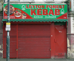 Leyton Forest Kebab, High Road Leyton E10