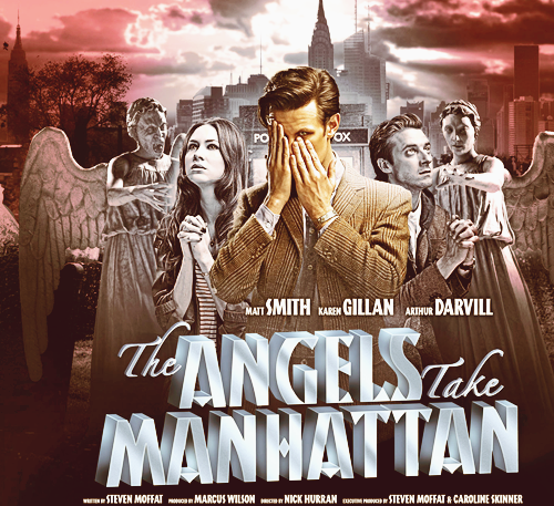 Doctor who : The Angels take Manhattan