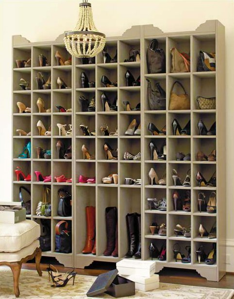 Sarah Shoe and Boot Storage Tower