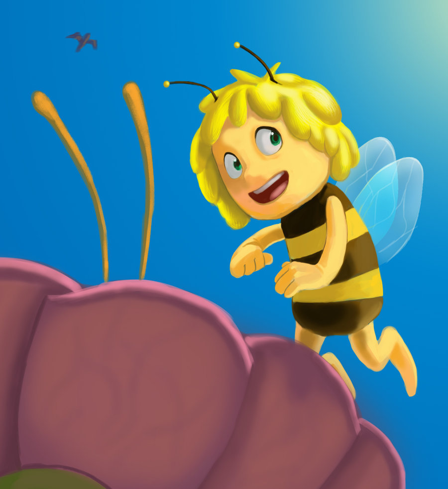 Maya the Bee by *joshuaotero