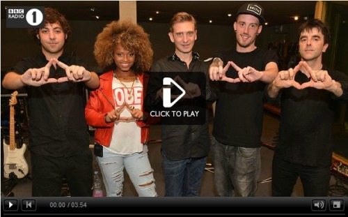 BBC Radio 1 Maida Vale session - SkyhighatristClick the image to watch the video.