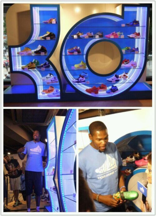 rknone:  Kevin Durant 2012 Nike China Tour in Hong Kong (via Nike Basketball Hong Kong)