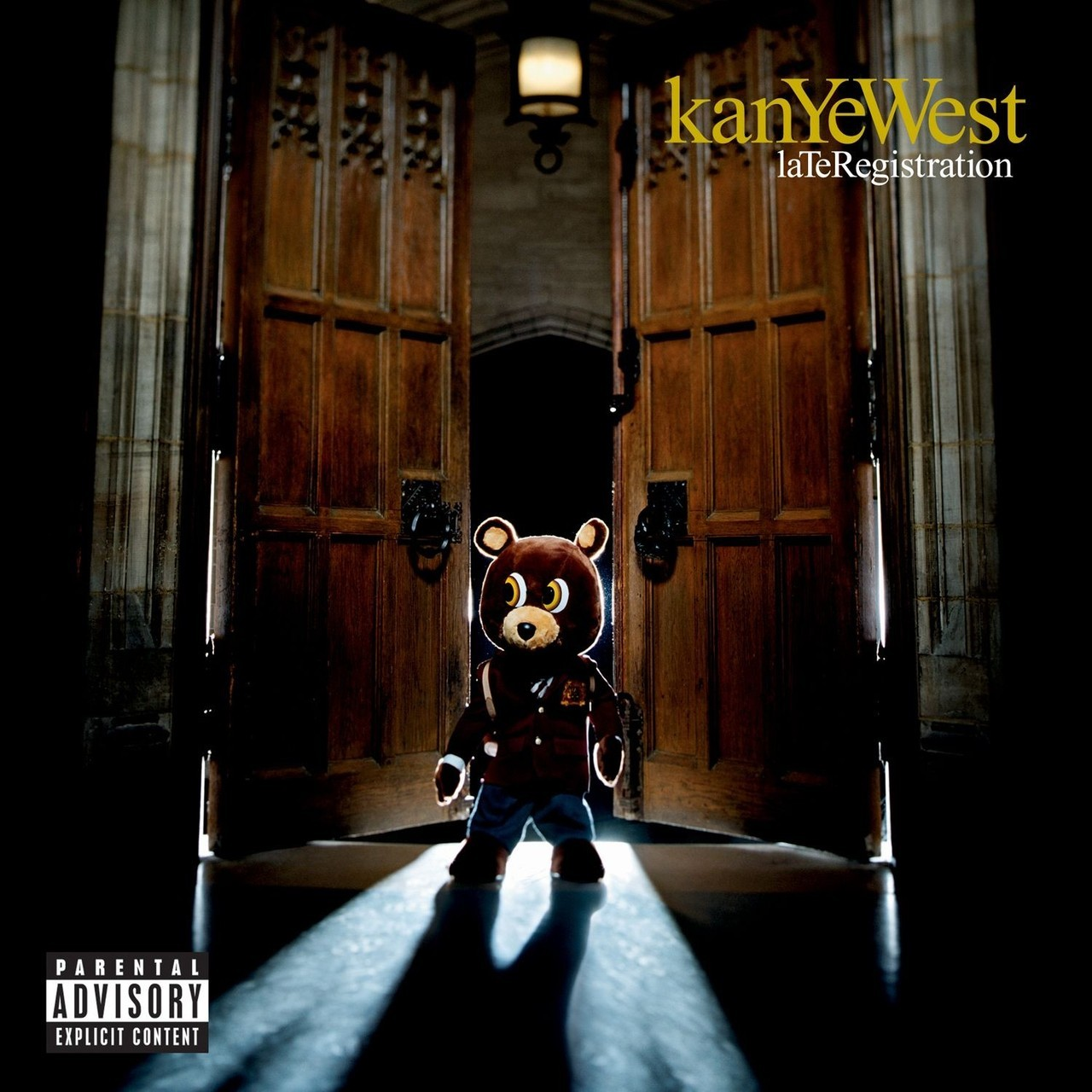 BACK IN THE DAY |8/30/05| Kanye West released his second album, Late Registration on Roc-A-Fella/Def Jam Records.