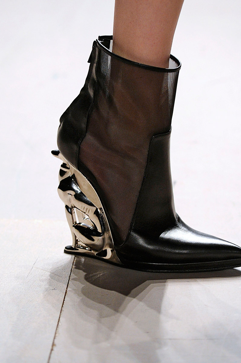 Details from David Koma FW 2012