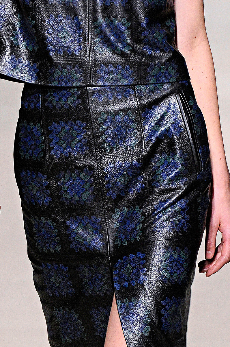 Details from Christopher Kane FW 2011