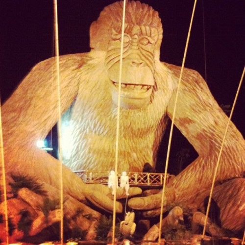 King kong (Taken with Instagram at Isdaan, Calauan)