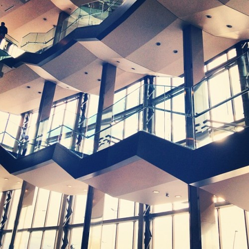 Glass and steel. #architecture (Taken with Instagram at DOT Baires Shopping)