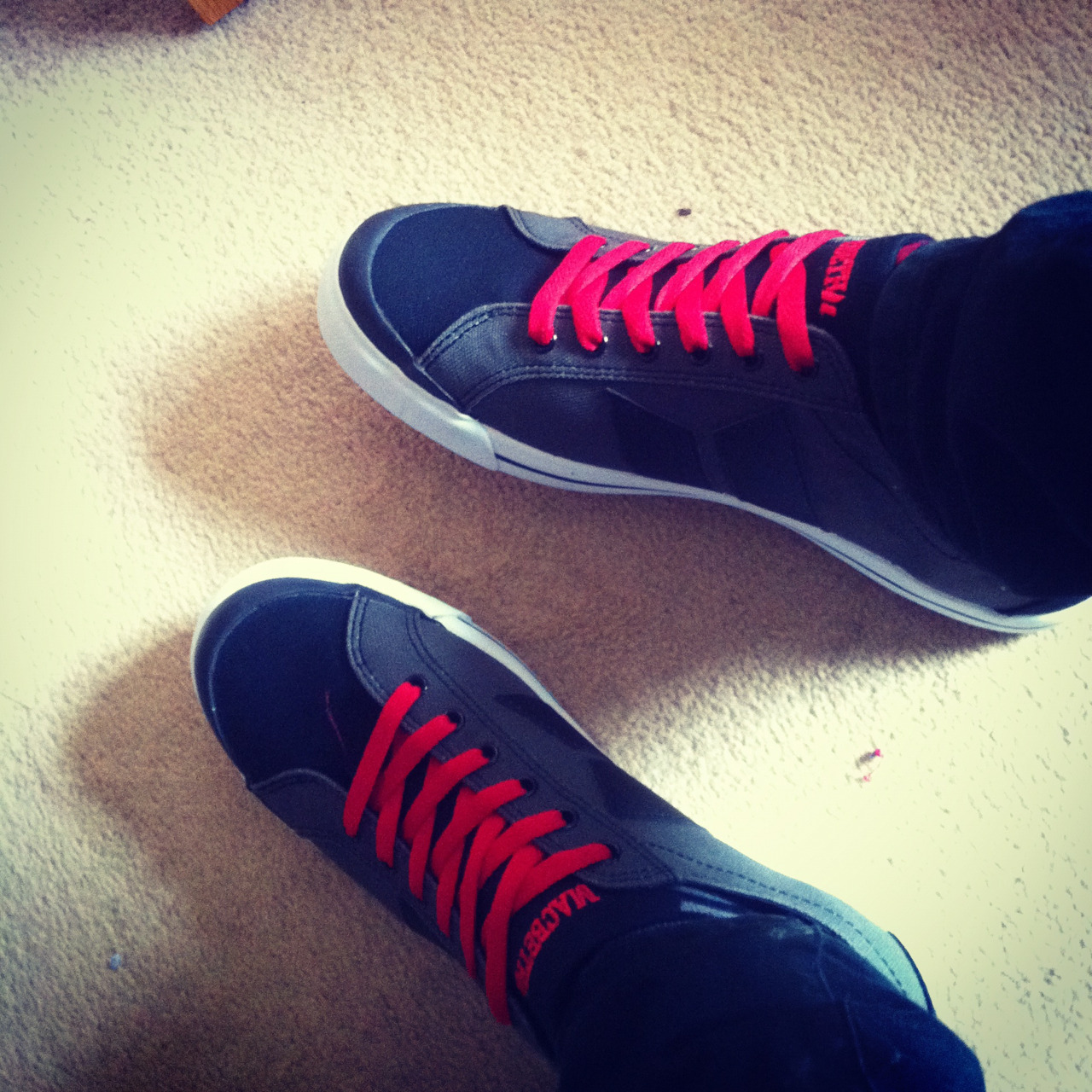 New Macbeth's yeah!