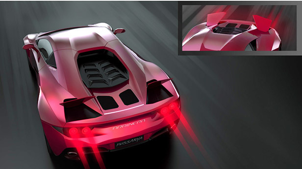 more of the 2014 Arrinera Hussarya concept car http://somuchawesomestuff.tumblr.com/