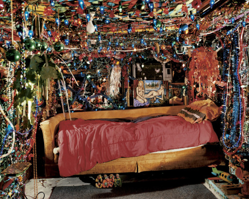 Herman's Bed by Alec Soth.