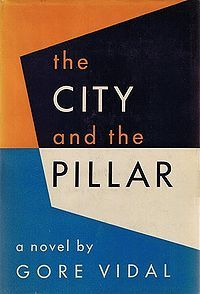 ■ infn ■ → Gore Vidal → The City and the Pillar → cover → (2) A proposito di Gore Vidal, materiali per una bibliografia italiana (1bis)