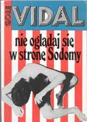 "■ infn ■ → Gore Vidal → The City and the Pillar → cover → (6) ""[…] These views of The City and the Pillar show the variety of ways that publishers around the world and over time have represented the novel's story, character and themes. In the row above, the French first edition, not surprisingly, chose neutrality for its cover and renamed the novel ""A Young Man by the River."" In France in the 1980s, the title remained the same as the first French edition, but the cover became somewhat more true to the novel's content, although with a classical bent. The Dutch first edition, ""The Fortress and the Pillar of Salt,"" captured a sense of the central character's isolation. Two more Dutch editions, with different titles, and by different translators, followed in the next 30 years. In the 21st Century, translations of the book appeared in a changing Russia and a largely unchanged Arabic-speaking Middle East. […] Below, the Polish edition of The City and the Pillar depicts a nude man in an abstract and somewhat unnatural position. The text contains half a dozen similarly posed figures at the end of chapters where space permits, and the title means ""don't look back at Sodom."" The Spanish edition features a photo of Vidal from the 1940s - the same photo used on the cover of the 1995 American reissue of the novel. The images on the cover of the German first edition refer to Jim Willard's Hollywood life as a tennis instructor but not to the novel's sexuality, although the German title, which means ""closed circle,"" recognizes Jim's story as a tragic Bildungsroman that ultimate brings him back to where he began. The discreet Brazilian edition merely depicts two figures locked in a Greco-Roman wrestling pose. Finally, as the world changes, Vidal's reception grows. Who would ever have thought this book would appear in Russia or the Arabic-speaking world. And yet, in the 21st Century, they did. […]"" (sul sito della University of Pittsburg, una rassegna di moltissime -tutte?- copertine delle traduzioni di The City and the Pillar, comprese quelle italiane) (l'edizione dei Elmo editore compare dotata di fascetta editoriale che recita: ""Il dramma del terzo sesso"") A proposito di Gore Vidal, materiali per una bibliografia italiana (1bis)"