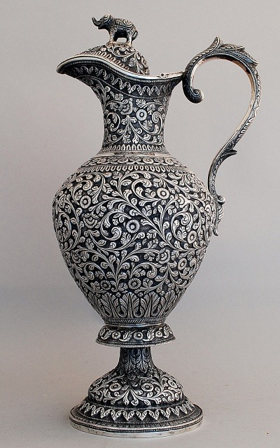 Indian Kutch Claret Jug