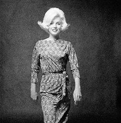 Marilyn Monroe, Photographed by Bert Stern 1962.